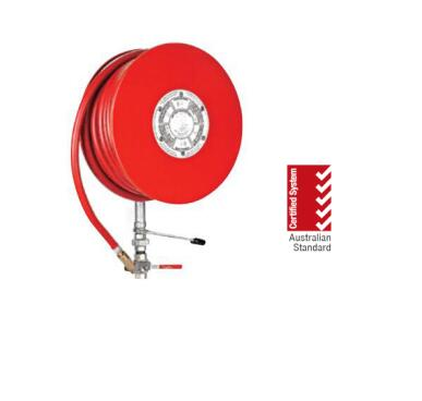 AS FIXED FIRE HOSE REEL